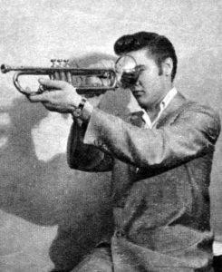 elvis trompet